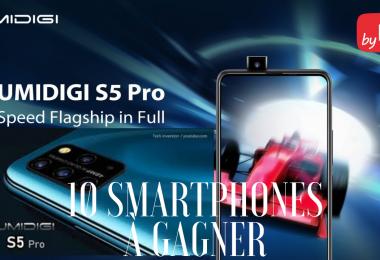 Umidigi S5 Pro À Gagner