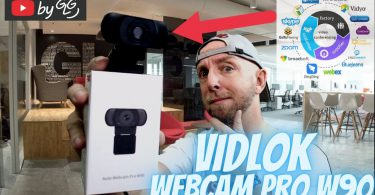 vidlok auto webcam pro w90 review