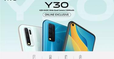 Vivo Y30 Standard Edition
