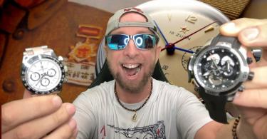 watch my live by glg, la vérité sur reef tiger,seiko mode, fausse montre et montre hommage