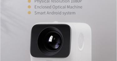 Xiaomi Wanbo T2max 1080p Mini Led Projector