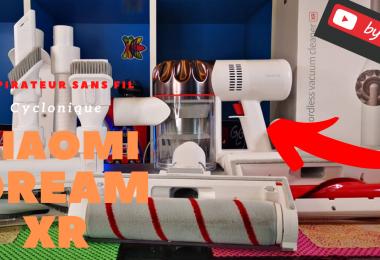 Xiaomi Dream Xr Aspirateur Sans Fil Cyclonique