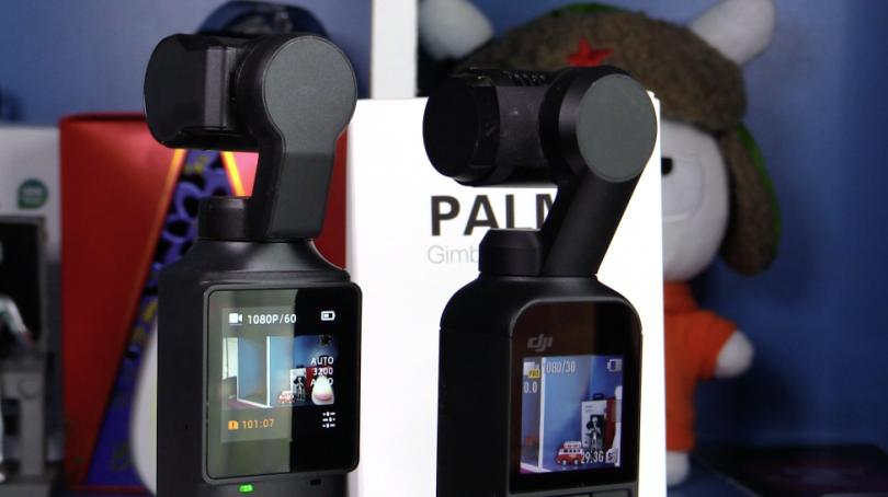 Xiaomi Fimi Palm Vs Dji Omso Pocket