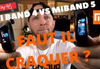 Xiaomi Mi Band 5 Vs Xiaomi Mi Band 4