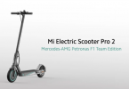 Xiaomi Mi Electric Scooter Pro 2 Mercedes Amg Petronas F1 Team Edition