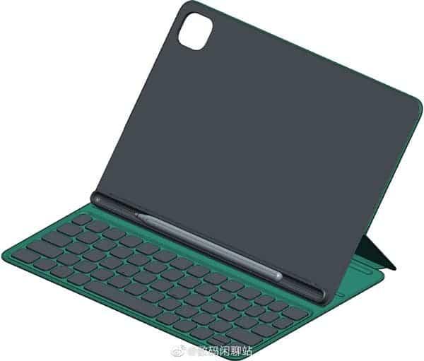 xiaomi mi pad 5 design