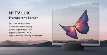 Xiaomi Mi Tv Lux Oled Transparent Edition 2