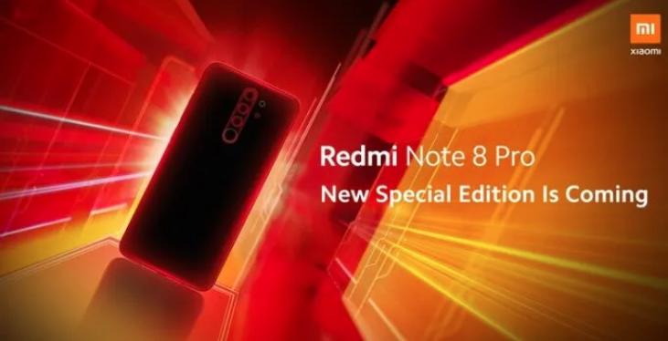 Xiaomi Redmi Note 8 Pro Édition Spéciale