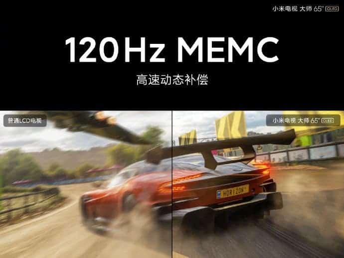 Xiaomi Tv Master Series Launch C