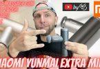 xiaomi yunmai extra mini fascia massage,relaxation et soulagement musculaire portable.
