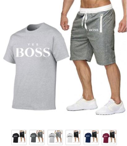 yes boss t shirt + short