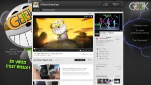 Youtube JT Geek