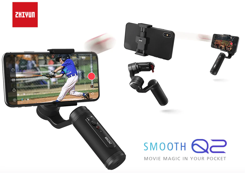Zhiyun Official Smooth Q2 Pocket Size