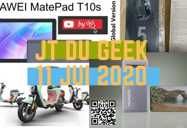 Zap Actu Tech Jt Du Geek 11 Juillet