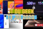Zap Actu High Tech Jt Du Geek 13 Juillet