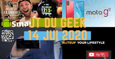 Zap Actu High Tech Jt Du Geek 14 Juillet