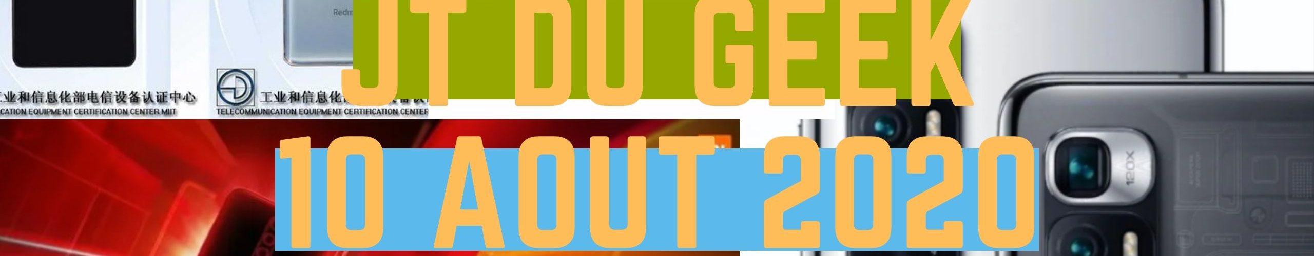 Zap Actu Tech 10 Aout By Glg