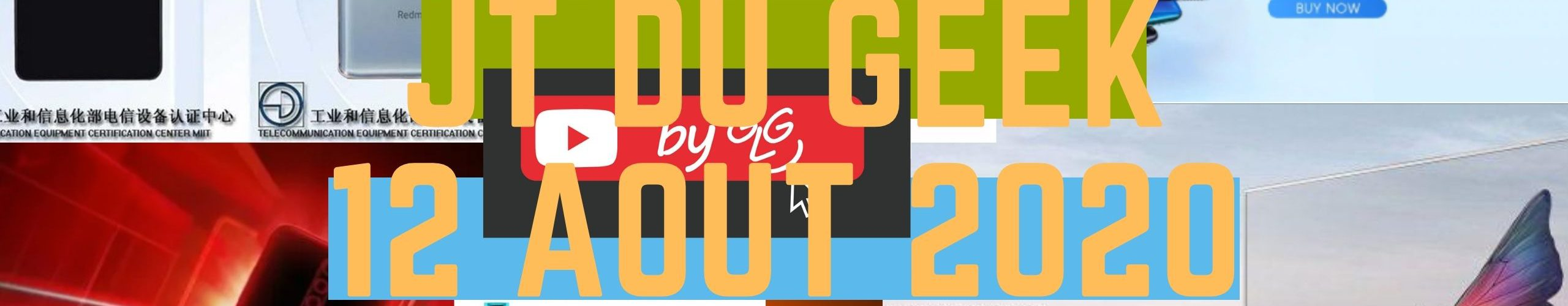 Zap Actu Tech 12 Aout By Glg