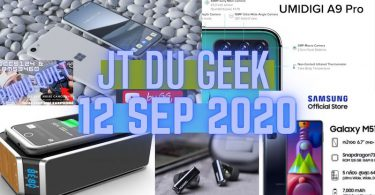 Zap Actu Tech 12 Sept By Glg