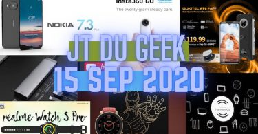 Zap Actu Tech 15 Sept By Glg