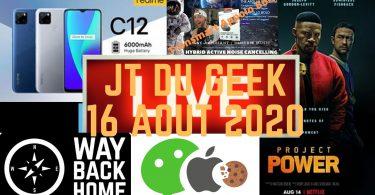 Zap Actu Tech 16 Aout By Glg