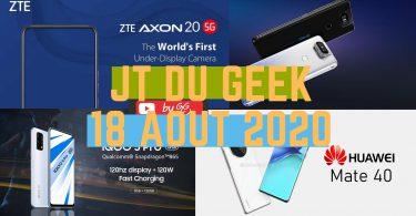 Zap Actu Tech 18 Aout By Glg