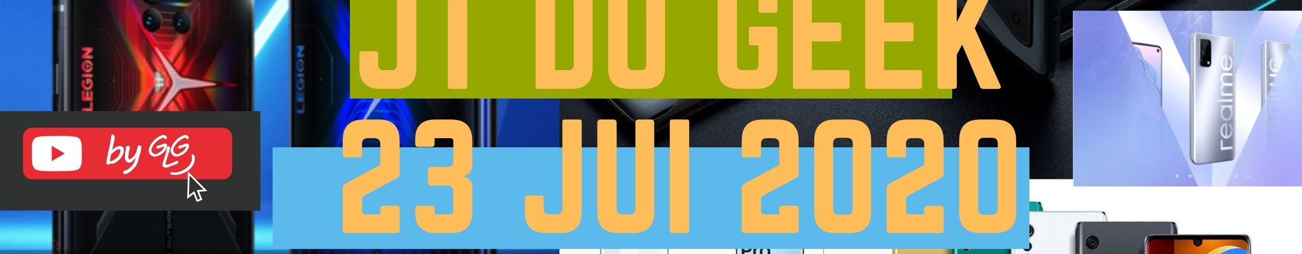 Zap Actu Tech 23 Juillet By Glg