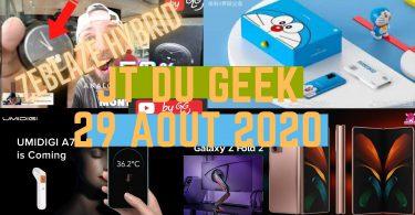 Zap Actu Tech 29 Aout By Glg