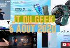 Zap Actu Tech 6 Aout Jt Du Geek