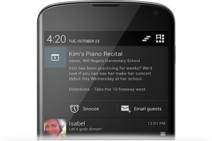 notification extensibles android 4.3