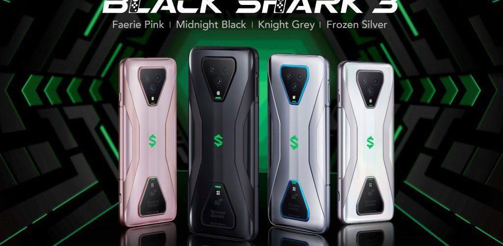 Black Shark 3s