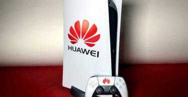Console Huawei