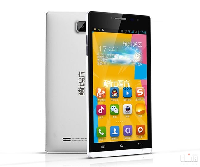 """phablet android 5.5"""" cube talk 5h"""