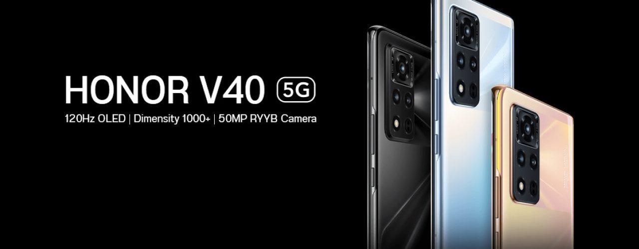 Huawei Honor V40 5g