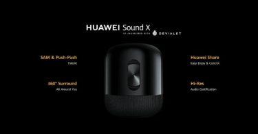 Huwaei Sound X