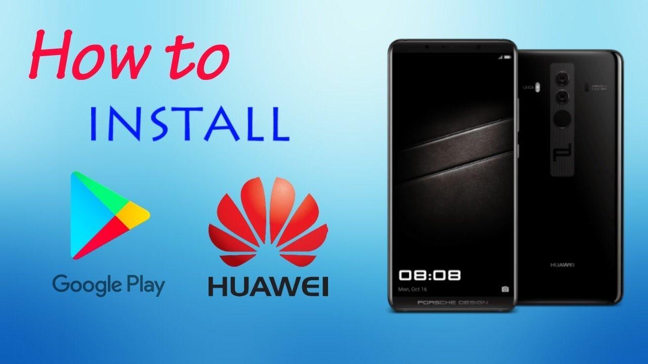 Huawei Google Play Store