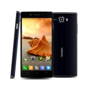 smartphone iocean x7 version black