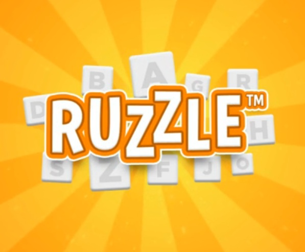 logo jeu ruzzle