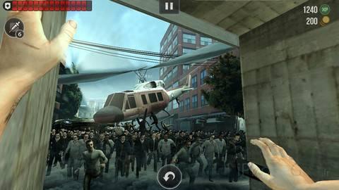 image du jeu android world war z