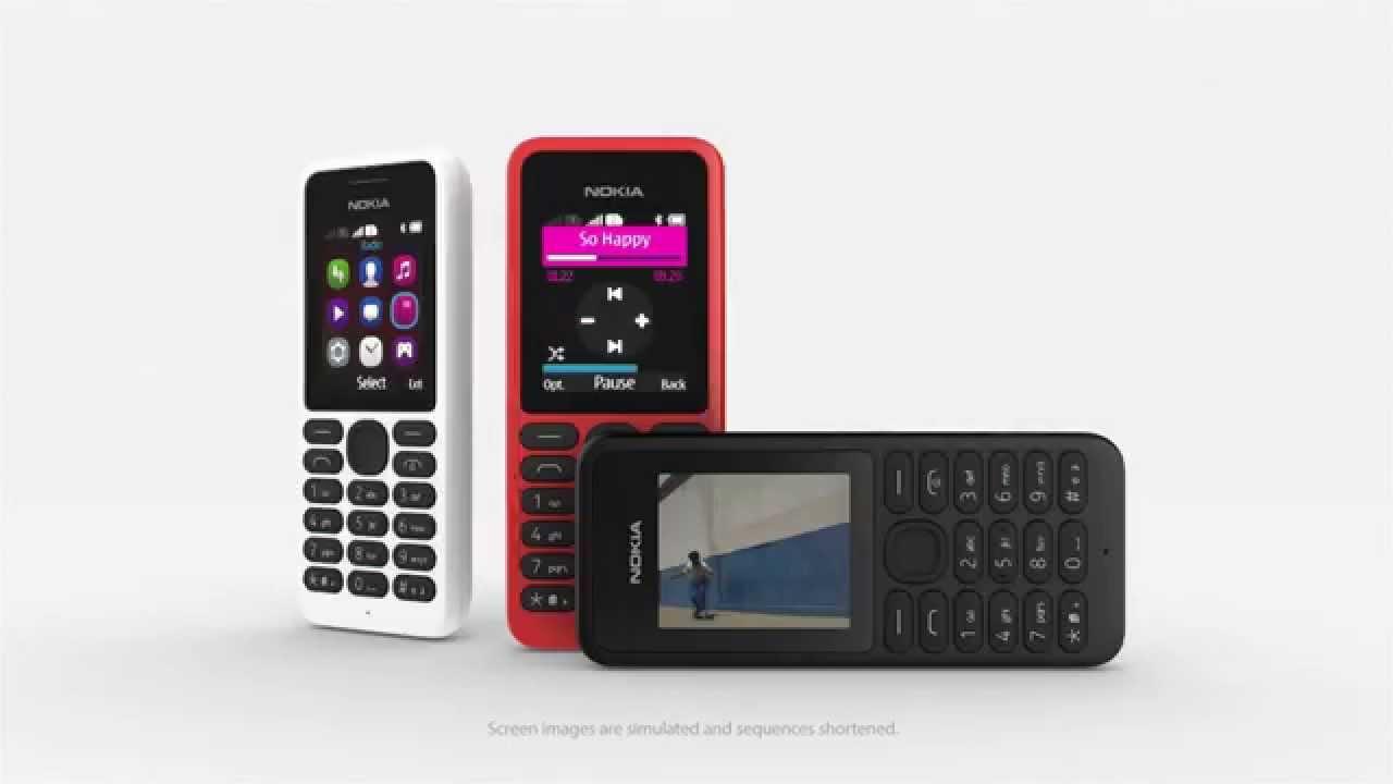 Video thumbnail for youtube video Nokia 130 lancé à € 19
