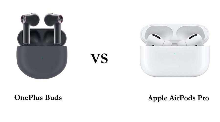 Oneplus Buds Vs Apple Airpods Pro
