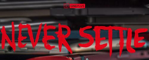 header de la page d'accueil du site oneplus