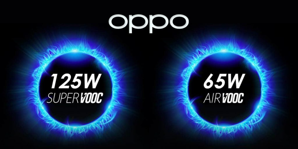 Oppo 125w Flashcharge