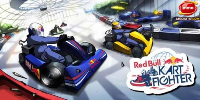 image du jeu red bull kart fighter 3