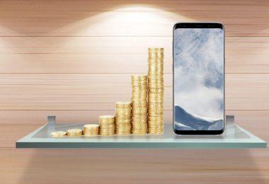 Smartphone Prix Hausse