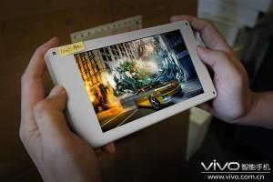 écran 2k du smartphone android vivo xplay 3S