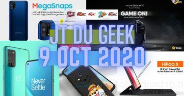 Zap Actu Tech 9 Octobre